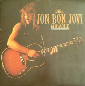 Cover - Jon Bon Jovi: Miracle
