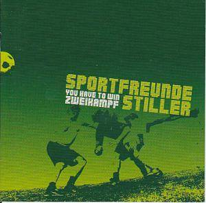 Sportfreunde Stiller: You Have To Win Zweikampf - Cover