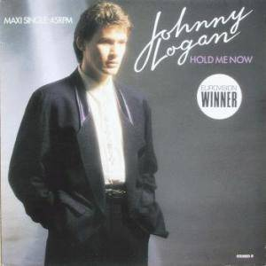 Johnny Logan: Hold Me Now - Cover