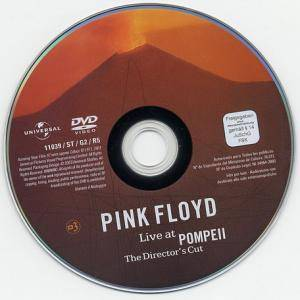 Pink Floyd: Live At Pompeii - The Director's Cut (DVD) - Bild 2