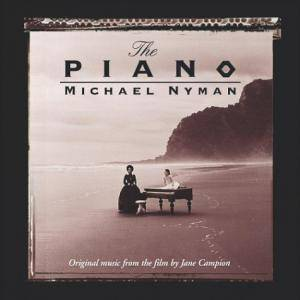 Michael Nyman: Piano, The - Cover