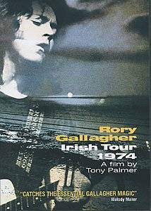 Rory Gallagher: Irish Tour 1974 - Cover