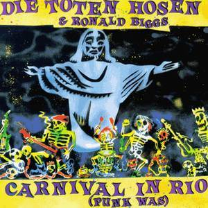 Die Toten Hosen: Carnival In Rio (Punk Was) (Single-CD) - Bild 1