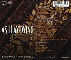 As I Lay Dying: A Long March: The First Recordings (CD) - Bild 2