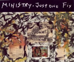 Ministry: Just One Fix - Cover