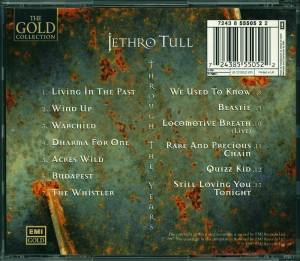 Jethro Tull: Through The Years (CD) - Bild 4