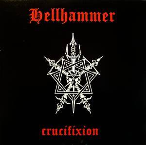 Hellhammer: Crucifixion - Cover