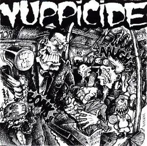 Cover - Yuppicide: Fistfull Of Creditcards