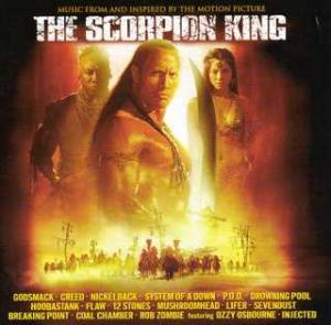 Scorpion King, The - Cover