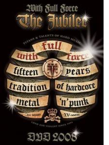 With Full Force DVD 2008 - Cover