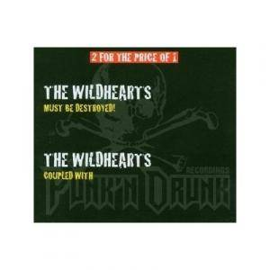 Cover - Wildhearts, The: Wildhearts Must Be Destroyed / Coupled With, The