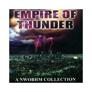 Cover - Chariot: Empire Of Thunder - A NWOBHM Collection