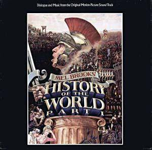 Cover - John Morris: Mel Brooks'  History Of The World Part 1
