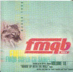 Cover - Addict: FMQB - Super CD Sampler Vol. 18 | March 1998