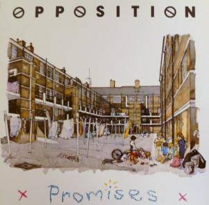 The Opposition: Promises - Cover