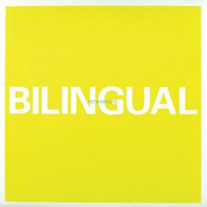 Pet Shop Boys: Bilingual (LP) - Bild 1