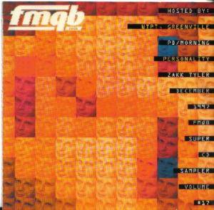 Cover - Fat: FMQB - Super CD Sampler Vol. 17 | December 1997