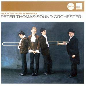 Cover - Peter Thomas Sound Orchester: New Sounds For Oldtimers
