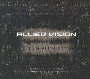Allied Vision: O.S. Bandwidth - Cover