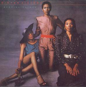 Cover - Pointer Sisters, The: Special Things
