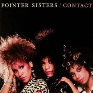 The Pointer Sisters: Contact - Cover