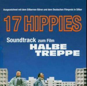 Cover - 17 Hippies: Halbe Treppe