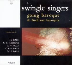 Cover - Swingle Singers, The: Going Baroque