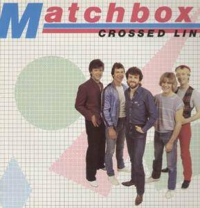 Cover - Matchbox: Crossed Line