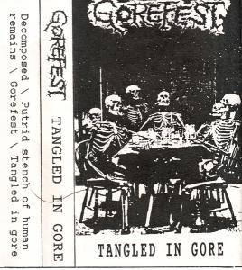 Cover - Gorefest: Tangled In Gore