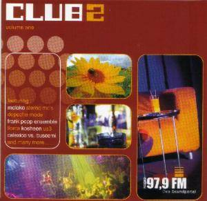 Cover - Pepe Deluxé: Club 2 - Volume One - Summer Edition