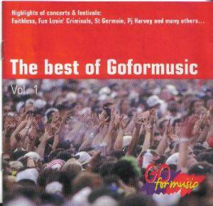 Best of Goformusic Vol. 1, The - Cover