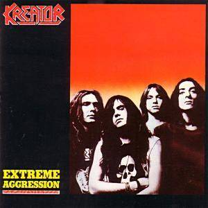 Kreator: Extreme Aggression (CD) - Bild 1