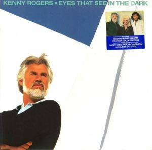 Kenny Rogers: Eyes That See In The Dark - Cover