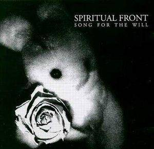 Cover - Spiritual Front: Songs For The Will