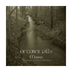 October Falls: Marras (CD) - Bild 1