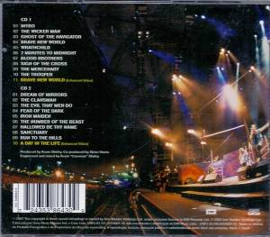 Iron Maiden: Rock In Rio (2-CD) - Bild 2