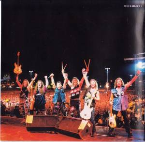 Iron Maiden: Rock In Rio (2-CD) - Bild 5