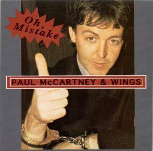 Paul McCartney & Wings: Oh, Mistake - Cover