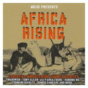 Cover - Toumani Diabaté: Mojo Presents Africa Rising