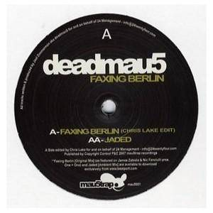 Cover - Deadmau5: Faxing Berlin