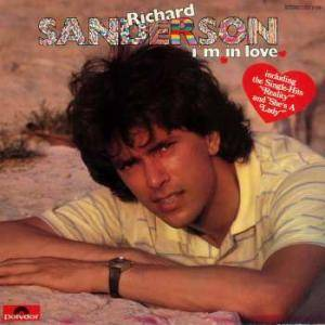 Cover - Richard Sanderson: I'm  In Love