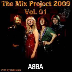 ABBA: Mix Project Vol. 01, The - Cover