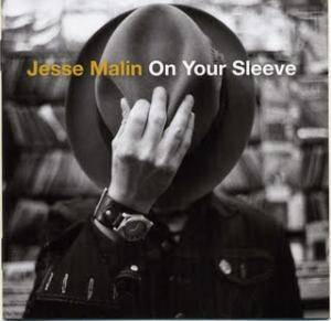 Cover - Jesse Malin: On Your Sleeve