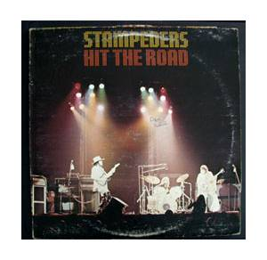 Cover - Stampeders: Hit The Road