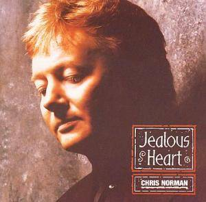 Chris Norman: Jealous Heart - Cover