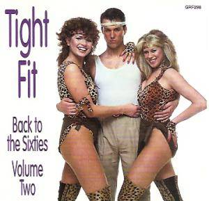 Cover - Tight Fit: Back To The Sixties Volume Two