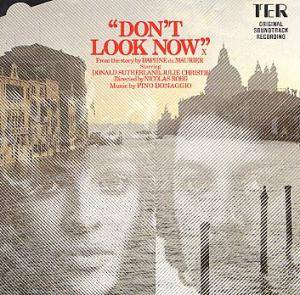 Cover - Pino Donaggio: Don't Look Now