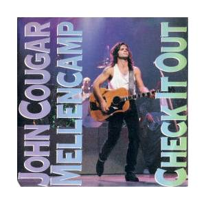 John Cougar Mellencamp: Check It Out - Cover