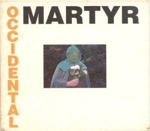Death In June: Occidental Martyr - Cover