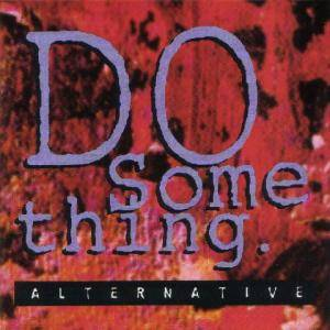 Cover - General Public: Do Something. Alternative